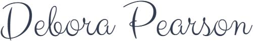 Debora Pearson Logo
