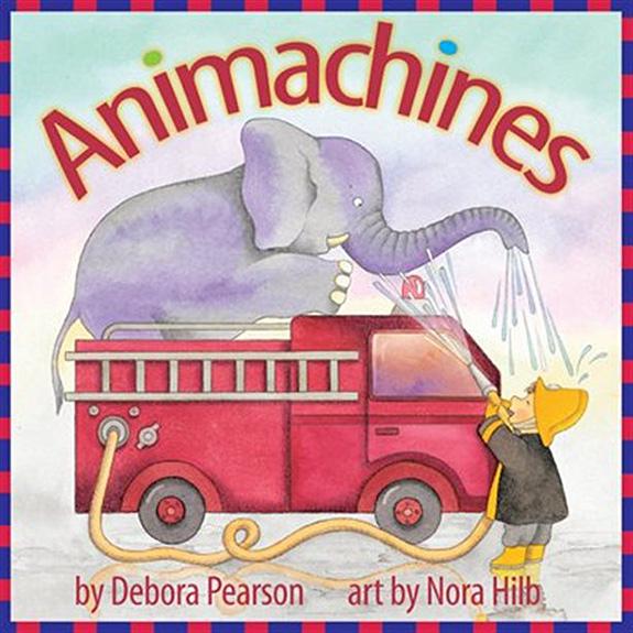 Animachines book