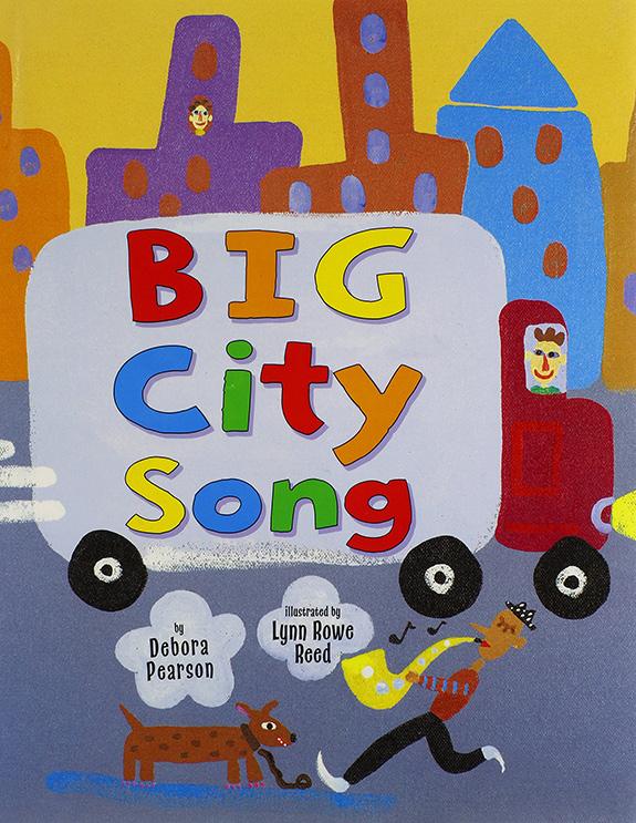 Big City Song book