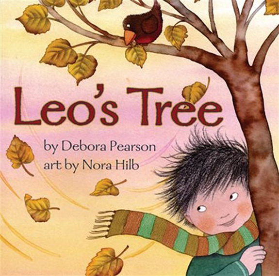 Leo's Tree book